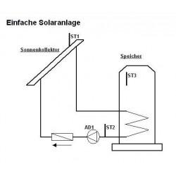 Solaranlage einfach